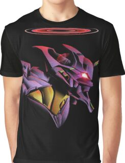 Evangelion Epic Unit 01 Graphic T-Shirt