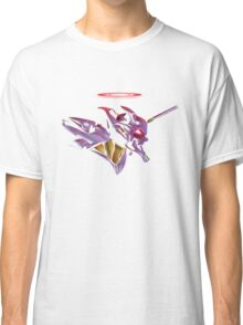 Evangelion Epic Unit 01 Classic T-Shirt