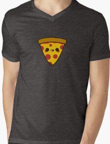 Yummy pizza Mens V-Neck T-Shirt