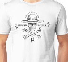 One Piece No Marines No Problem Unisex T-Shirt