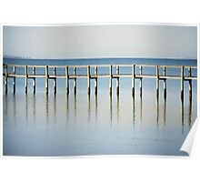 Rippled Reflections Poster
