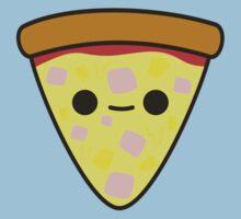 Yummy ham and pineapple pizza Baby Tee
