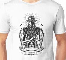 Vintage Princess Zelda Portrait Unisex T-Shirt