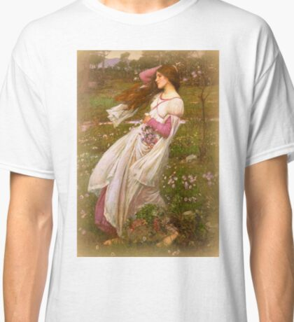 """Windswept"" Classic T-Shirt"