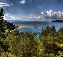 Split at the Adriatic sea (See large) by John44