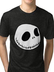 Nightmare Before Christmas  - Jack Skellington v2.0 Tri-blend T-Shirt