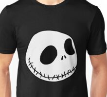 Nightmare Before Christmas  - Jack Skellington v2.0 Unisex T-Shirt