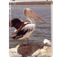 Pelican and Seagull  iPad Case/Skin