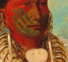 Native American Sticker
