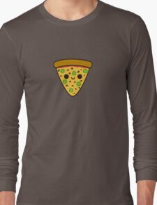 Yummy spicy pizza Long Sleeve T-Shirt