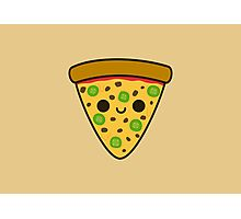 Yummy spicy pizza Photographic Print