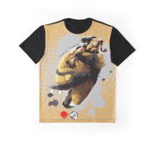Galactic Tornado Graphic T-Shirt