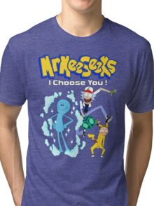 I Choose You!! Tri-blend T-Shirt