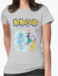 I Choose You!! Womens Fitted T-Shirt