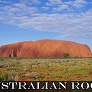 Australian Rock by reflexio