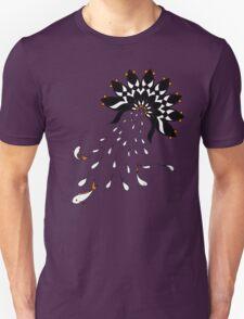 Penguin Flowers T-Shirt