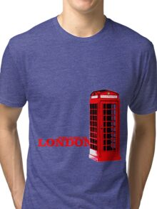 Welcome to London Tri-blend T-Shirt