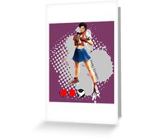 Haru Ichiban Greeting Card