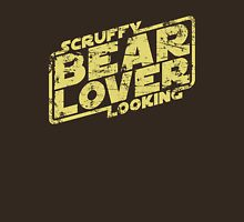 Scruffy Looking Bear Lover Unisex T-Shirt