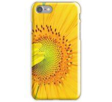 Sunflower Y iPhone Case/Skin