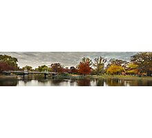 Boston Commons Photographic Print