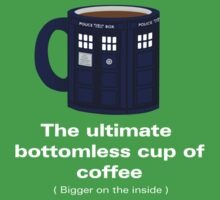 Ultimate Bottomless Cup Kids Tee