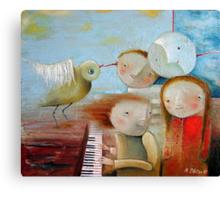Sonata Canvas Print
