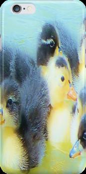 Duckies by Monte Roberts