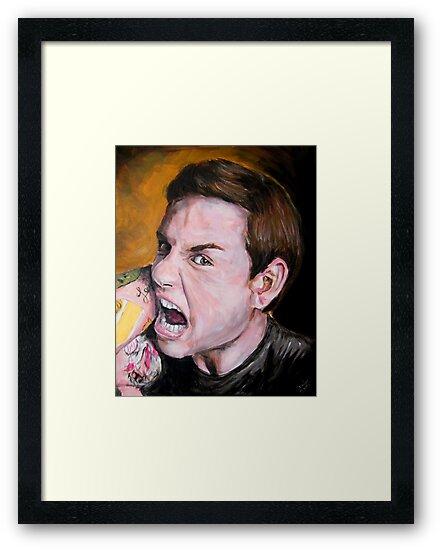 Chuck Hughes by Graham Beatty