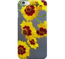 Yellow n red iPhone Case/Skin
