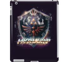 She Sees Me Hyrulin' iPad Case/Skin