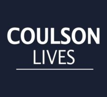 Coulson Lives (Avengers) by pagalini