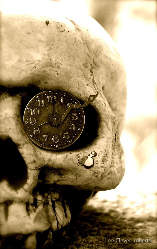 Clockwork Skull by lisa roberts