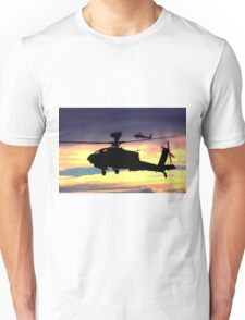 AugustaWestland Apache AH.1 Helicopters Unisex T-Shirt