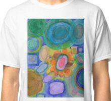 A closer Look at the Flower Universe Classic T-Shirt