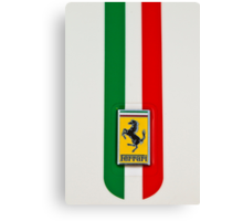 Italian Colors 2 Canvas Print