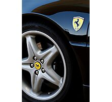 Ferrari Fender Photographic Print