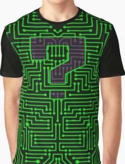 Riddler's Circuits Graphic T-Shirt