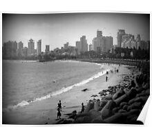 Retro Mumbai... Poster