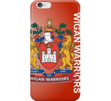 Wigan Warriors PiePhone Cover iPhone Case/Skin