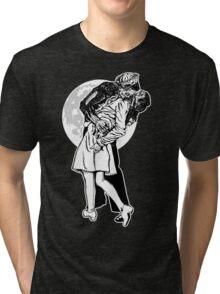 Sailor Zombie VE DAY Tri-blend T-Shirt