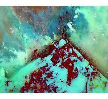 Icelandic Volcano Photographic Print