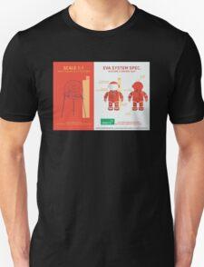 Retro Space Tech T-Shirt