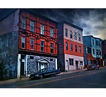 Stormy Monday  Photographic Print