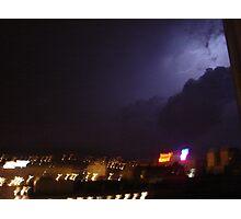 Lightning Photographic Print