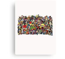 All of Earth's Mightiest Canvas Print