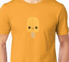 Yummy kawaii orange ice lolly Unisex T-Shirt