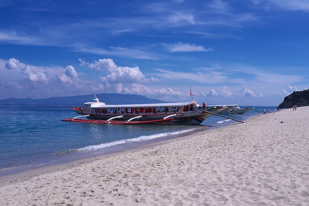 Paradise destination reached by Jojo Sardez