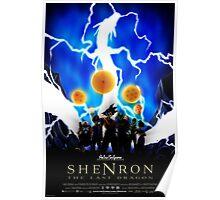 Shenron: The Last Dragon Poster