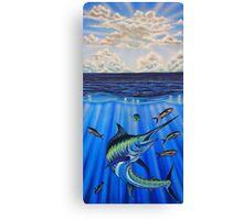 Tuna Roll Canvas Print